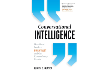 Conversational Intelligence Judith Glasser